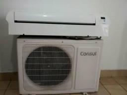 Ar condicionado Spliter 12000 BTUs 220v