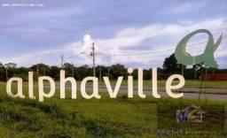 Lote de 448,76 m2, Alphaville Porto Velho