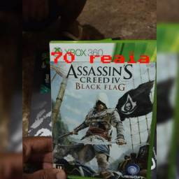 Jogo assassins creed IV black flag 360
