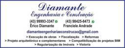 Construtora - Diamante Engenharia e Construção