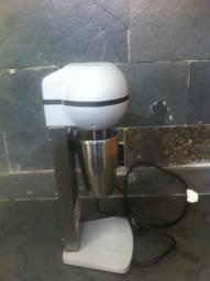 Batedor de milk shake - Mixer Skymsen Siemsen -2 copos inox