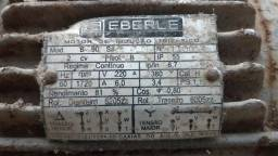 Motor Trifásico para Betoneira - Vendo ou troco