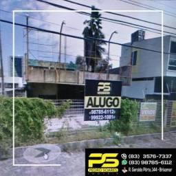 ( Aluga-se ) - Casa c/ Terreno de 15x40 no Brisamar
