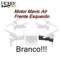 Motor Drone Mavic Air Frente Esquerdo - Branco