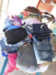 Vendo roupas pra bazar
