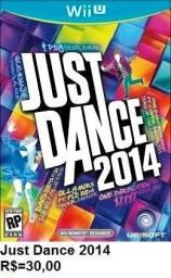 Super Oferta! Just Dance 2014 de Wii U por apenas R$=30,00