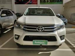 TOYOTA HILUX 2018/2018 2.8 SR 4X4 CD 16V DIESEL 4P AUTOMATICO - 2018