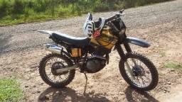 Xt 225 moto de trilha - 2002