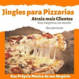 Músicas para Pizzarias !! sua própria Música!