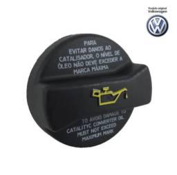 Tampa de Óleo do Motor Original Vw Gol Parati Saveiro Fox Polo Flex Bora Golf comprar usado  Natal