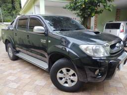 Toyota hilux srv 3.0 aut 4x4 - 2011