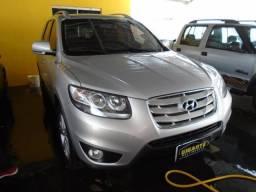 Hyundai Santa Fe GLS 3.5 V6 Prata - 2011