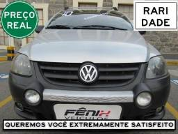 Volkswagen Crossfox 1.6 mi 8v flex 4p manual - 2010