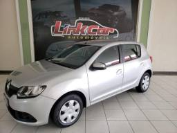RENAULT SANDERO AUTHENTIC 1.0 16V FLEX 4P 2015 - 2015