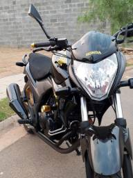 CB 300 ano 2010 EXCLUSIVA