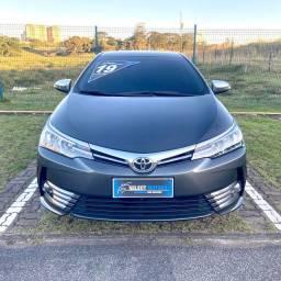 Corolla 1.8 GLI + Gnv 5 Geração - 2019