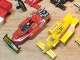 Autorama Estrela Carros Carrocerias Lotus Senna Mc Laren Piquet
