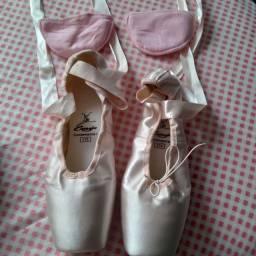 Sapatilha de ballet / ponta