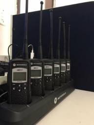 Rádio Motorola Digital DTR-620