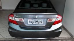 Civic LXS 1.8 automático - 2012