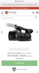 Câmera semi nova pouco uso 7 mil urgente