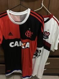 2 camisas do Flamengo Oficial