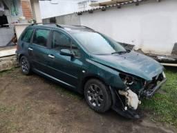 Peugeot 307 SW 2003 Batido (documento em dia)