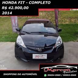 HONDA FIT LX 1.4 2014 APENAS 46.911 KM