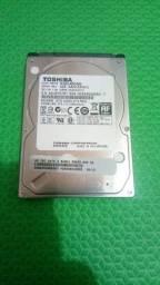 HD para Notebook Toshiba - 500 gb