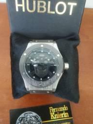 Relógio Masculino Hublot promoção