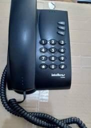 Aparelho Telefônico Residencial Escritório Funcionando Perfeitamente