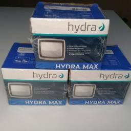 3-Válvula De Descarga Completa 1 1/4 Cromado Dn32 Max Hydra