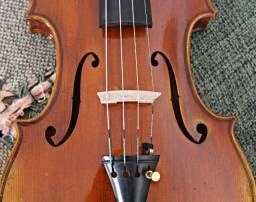 Violino Artesanal 4/4 Cópia Guarneri Del Gesu Canonne 1743