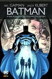Batman - O que Aconteceu ao Cavaleiro das Trevas?<br><br>