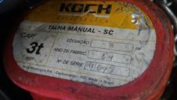 Talha manual Koch 3t