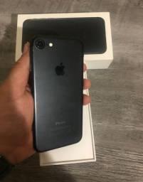 IPhone 7 Black 32Gb!! Na caixa! Aberto a propostas