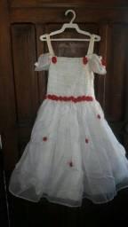 vestido de fama de honra