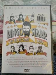 Dvd Ringo Starr anda his all-starr Band original lacrado
