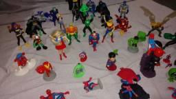 Batman coleção miniaturas.usados e conservados