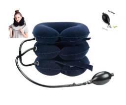 Colar Cervical Dispositivo De Tração Inflável