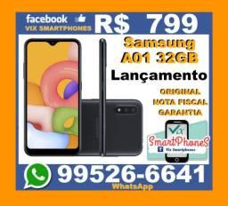 //*Lançamento//* Samsung A01 32GB */// 4122buanc-$_$-