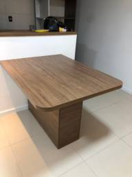 Mesa lateral de sala/cozinha feita sob medida! Tamanho 120x80