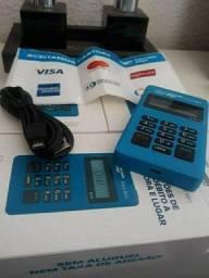 Maquininha de Cartão BLUETOOTH (Sem Aluguel e Sem Adesão)