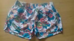 Shorts M seminovo