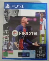 FIFA 21 (PS4 e upgrade pro Ps5)