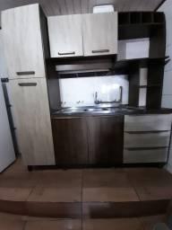 Cozinha com cuba