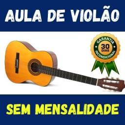 Aula de violão para iniciante - Chega de mensalidades!