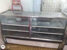 Balcão refrigerado usado