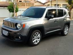Jeep Renegage sport 1.8 Flex manual 2018