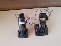 Telefone s/fio Intelbras